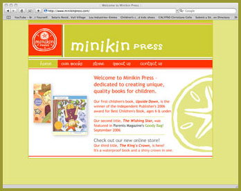 minikin press website